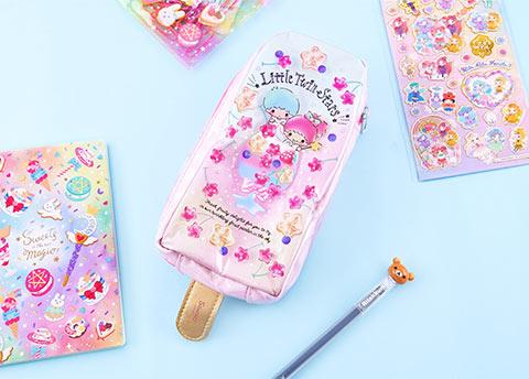 Sanrio Popsicle Pencil Case