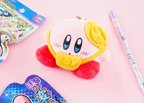 Kirby Adventure Plushie