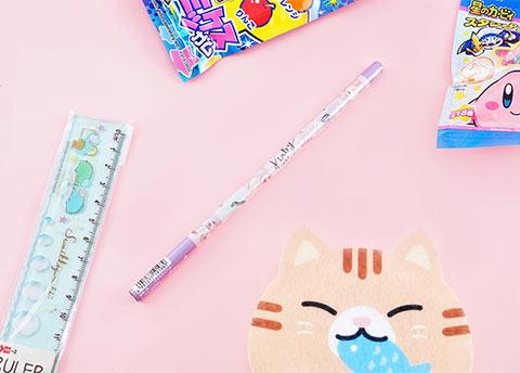 Kirby Pastel Dream HB Pencil